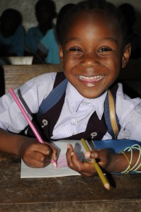 Colored Pencils brought a smile