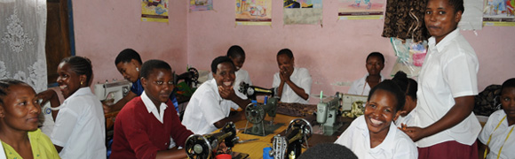 Arusha Sewing Training Program